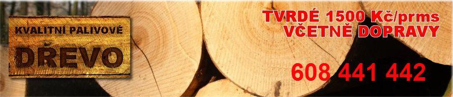 Kvalitní palivové dřevo